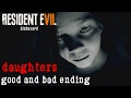 Resident Evil 7 Walkthrough -  Sisters DLC Good Ending and Bad Ending Included