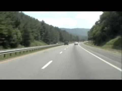 I-77 through southwestern Virginia