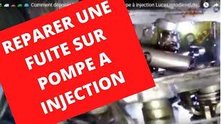 🚚🚜🚐🚗🚙🚘  Comment déposer le distributeur de sa pompe à injection Lucas,rotodiesel,delphi,cav
