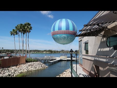 A Pretty Neat Visit To Disney Springs! | Construction Updates, Closer Look At T Rex Cafe & More!