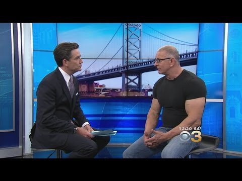 Celebrity Chef, Robert Irvine In Philly In Support Of Military