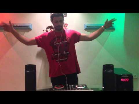 EDM mixing DJ Saurabh