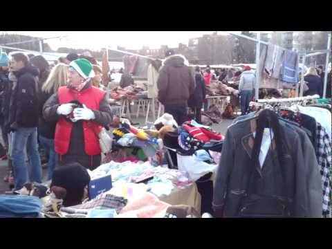 Berlin Flea Market - Germany