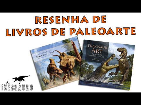 Dinosaur Art e Paleoart of Julius Csotonyi