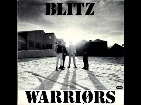 Blitz - Never Surrender