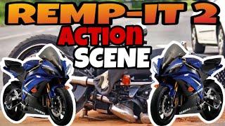 Rempit2 action scene