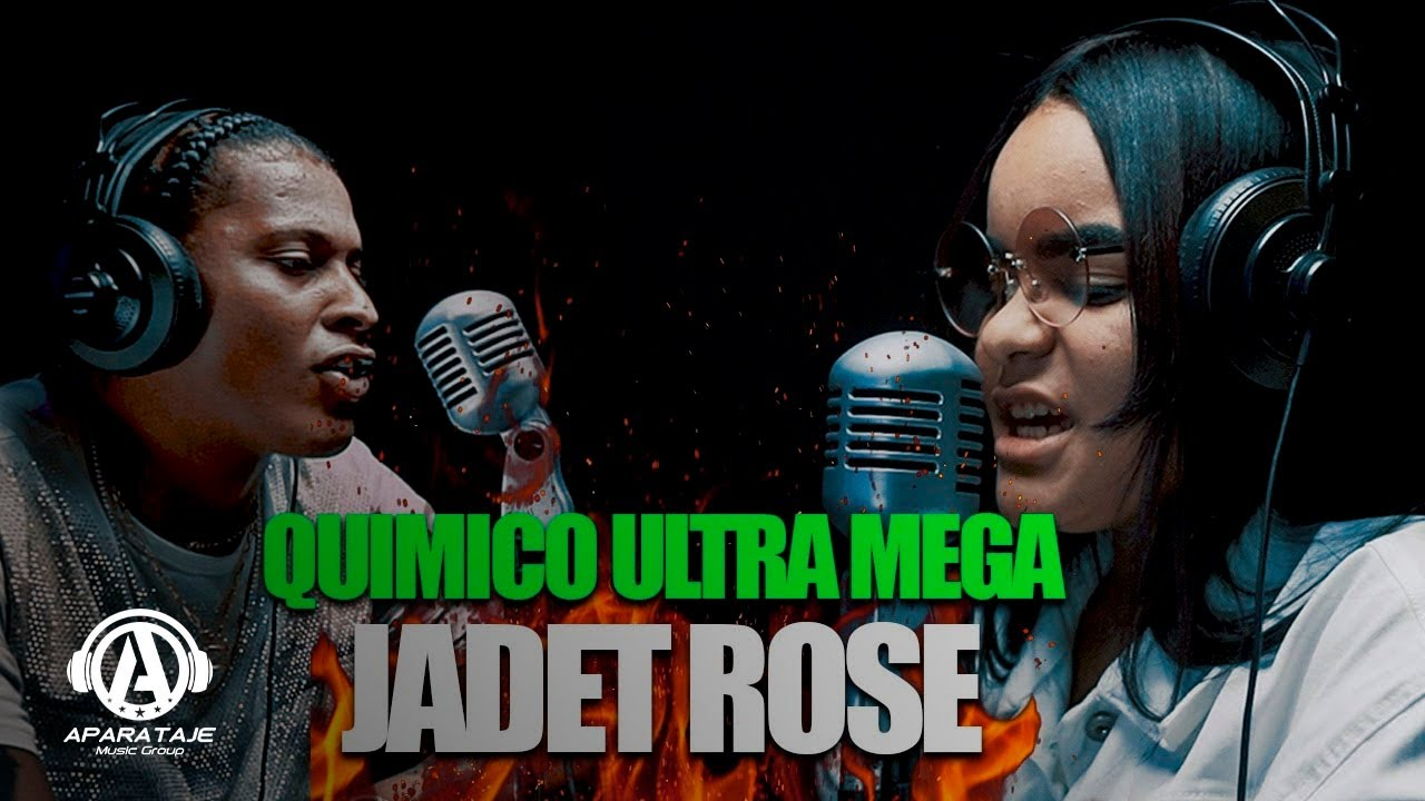 JADET ROSE ❌ QUIMICO ❌  DJ SCUFF (FRENTE A FRENTE)
