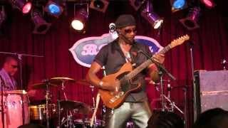Tony Maiden! (& Rufus)...B.B. King's...NYC...10.05.2013...Dance With Me!!...