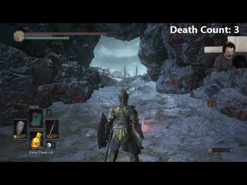 This Is How You DON'T Play Dark Souls 3 DLC (0utsyder Edition)