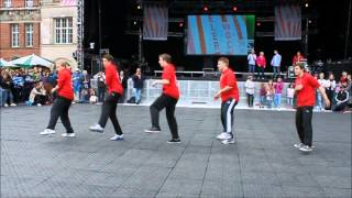 ANTH3M JUMPERZ Choreo: The Anthem