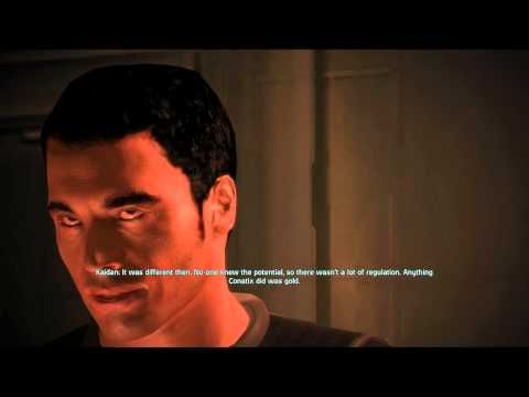 """Mass Effect 1"", full HD walkthrough on Insanity, Part 10 - Normandy (after Noveria), 1\2"