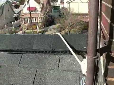 Ridge Vent Installation Wmv Youtube