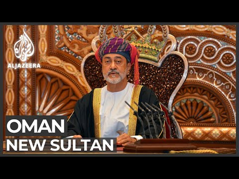 Oman's New Sultan Faces Diplomatic, Economic Challenges