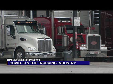 COVID-19 Impacting Tri-Cities Trucking Industry