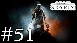 Skyrim Прохождение #51 - Незабываемая ночка