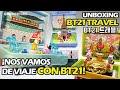 UNBOXING BT21 ¡NOS VAMOS DE VIAJE CON BT21! Travel diorama!   Argentina viviendo en Corea del Sur