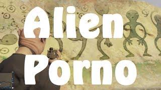 GTA 5 Online | Easteregg | Alien Pornografie | v.1.09 | HD |