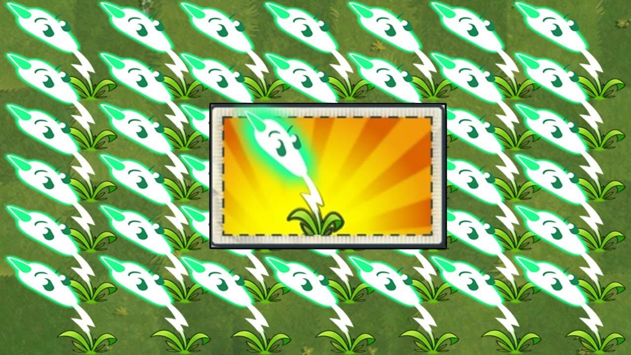 Plants vs Zombies 2 Final Boss | 999 Lightning Reed vs All Zombies PvZ 2