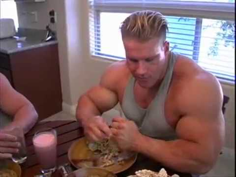 Jay Cutler - Training and Nutrition