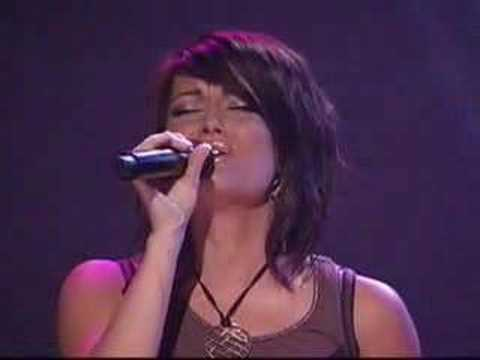 Rebecca St. James & BarlowGirl- Forgive Me live @ GMAs