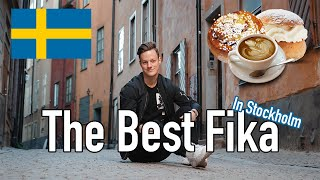 The Best Fika In Stockholm thumbnail