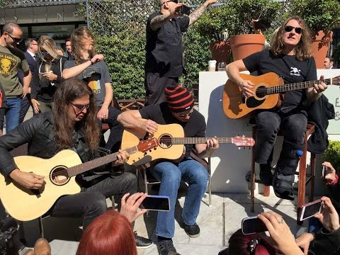 Megadeth - Unplugged In Buenos Aires 2016