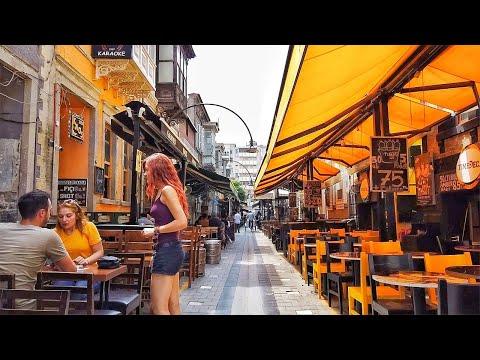 Alsancak İzmir Walking Tour 2019 (Part II) | Travel In Turkey