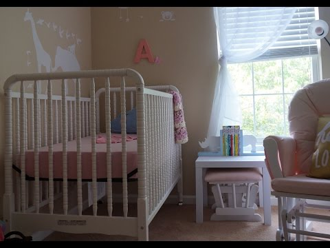 Nursery Guest Room Tour