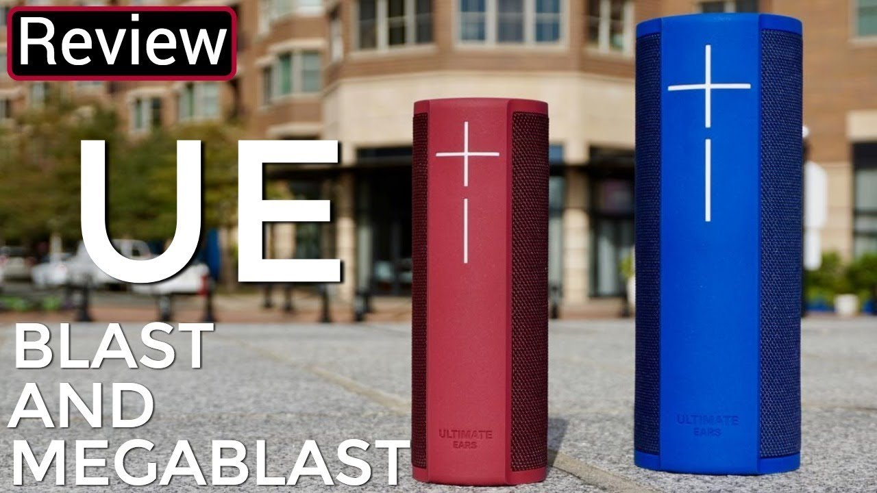 UE Blast And MegaBlast Review - Two Steps Forward, One Step Back