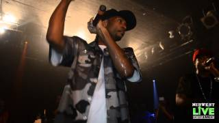 BONE THUGS-N-HARMONY : THUG  LUV - LIVE PERFORMANCE @ THE DOUBLE DOOR - CHICAGO, IL 8-26-2013