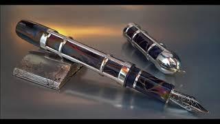 "Custom Pen ""Panamarenko"" (Panamarenko Tribute)"