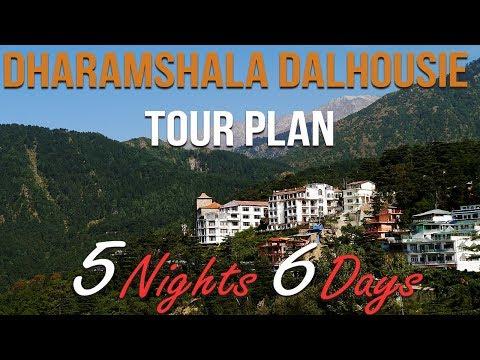 Dharmshala Dalhousie Tour | 5 NIghts And 6 Days Short Himachal Pradesh Tour