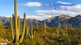 Knute  Nature & Naturaleza - Happy Birthday