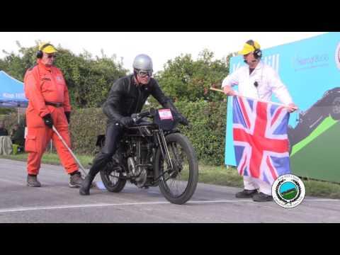 Kop Hill Climb 2015 - Classic motorbikes