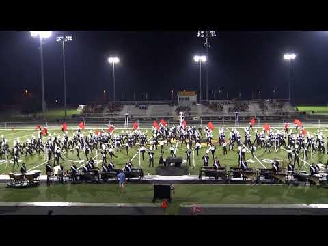 Fishers HS Band Avon Invitational 2017