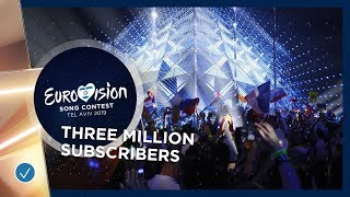 THREE MILLION SUBSCRIBERS - Eurovision Song Contest