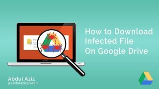 Video How to Download Infected File With A Virus On Google Drive download MP3, 3GP, MP4, WEBM, AVI, FLV Juni 2018