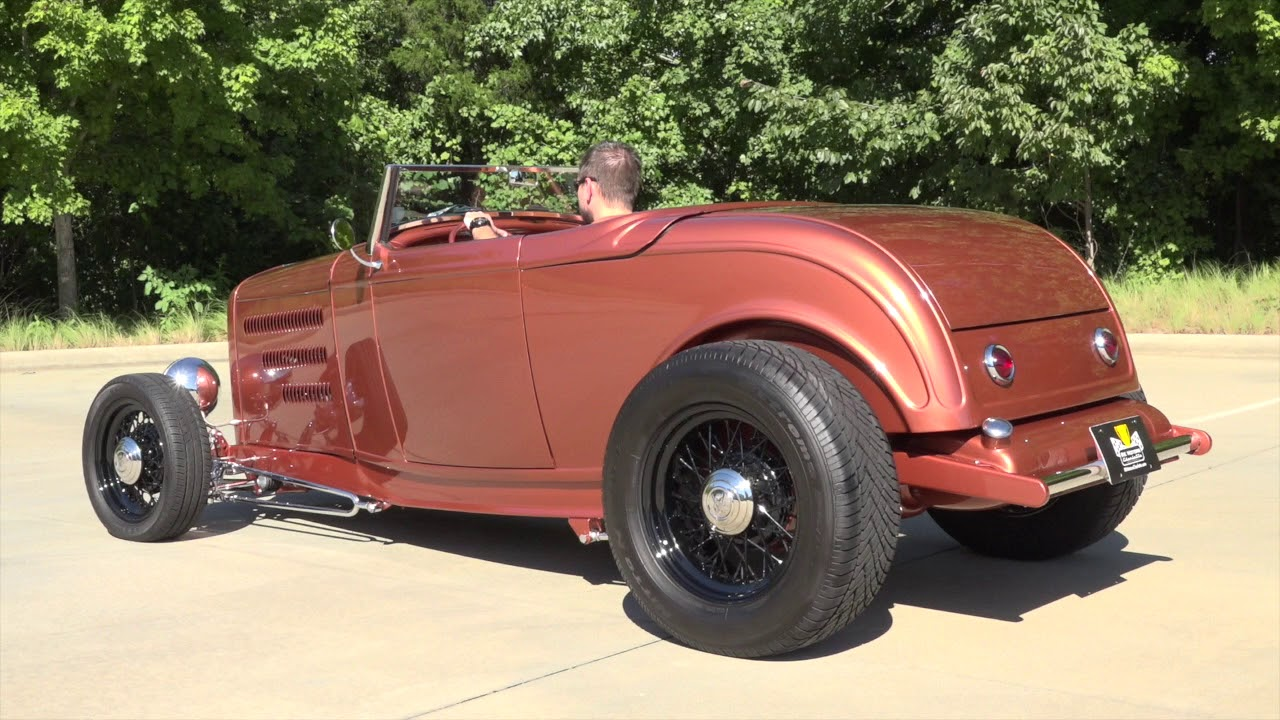 136051 1932 ford roadster