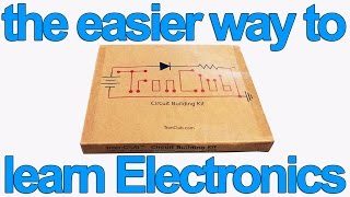 The TronClub - www.TronClub.com - How to Learn Electronics (easiest way)