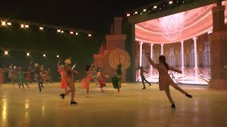 Сказка на льду: в Ялте проходит шоу Татьяны Навки «Золушка»
