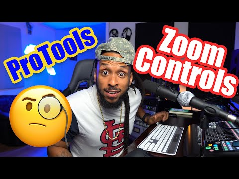 How to Zoom in Pro Tools | Pro Tools for Beginners – Part 1