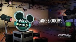 Disney Cinemagic HD Germany Final Close Down RIP - Sky Cinema Special HD Launch 2019 October 1st