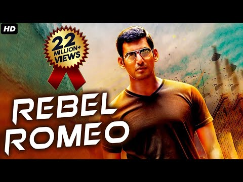 REBEL ROMEO (2019) New Released Full Hindi Dubbed Movie | Hindi Movie 2019 | South Movie 2019