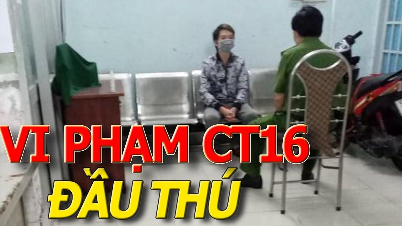 Live - Vi phạm chỉ thị 16 RA ĐẦU THÚ & nam thanh niên HẢI PHÒNG qua đời Ở OSAKA