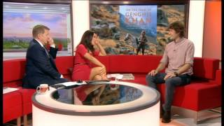 BBC Interview with Saxton exclusive Tim Cope