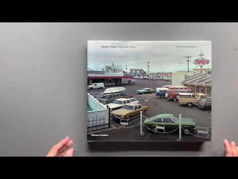 รีวิวหนังสือภาพ 1 :  Stephen Shore   Uncommon Places  (Photobook Review) | Ballisticone