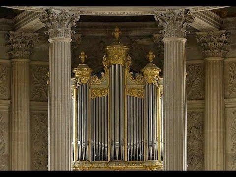 G.F. Händel - HWV 348 - Water Music Suite no. 1 in F -2- Air - Organ