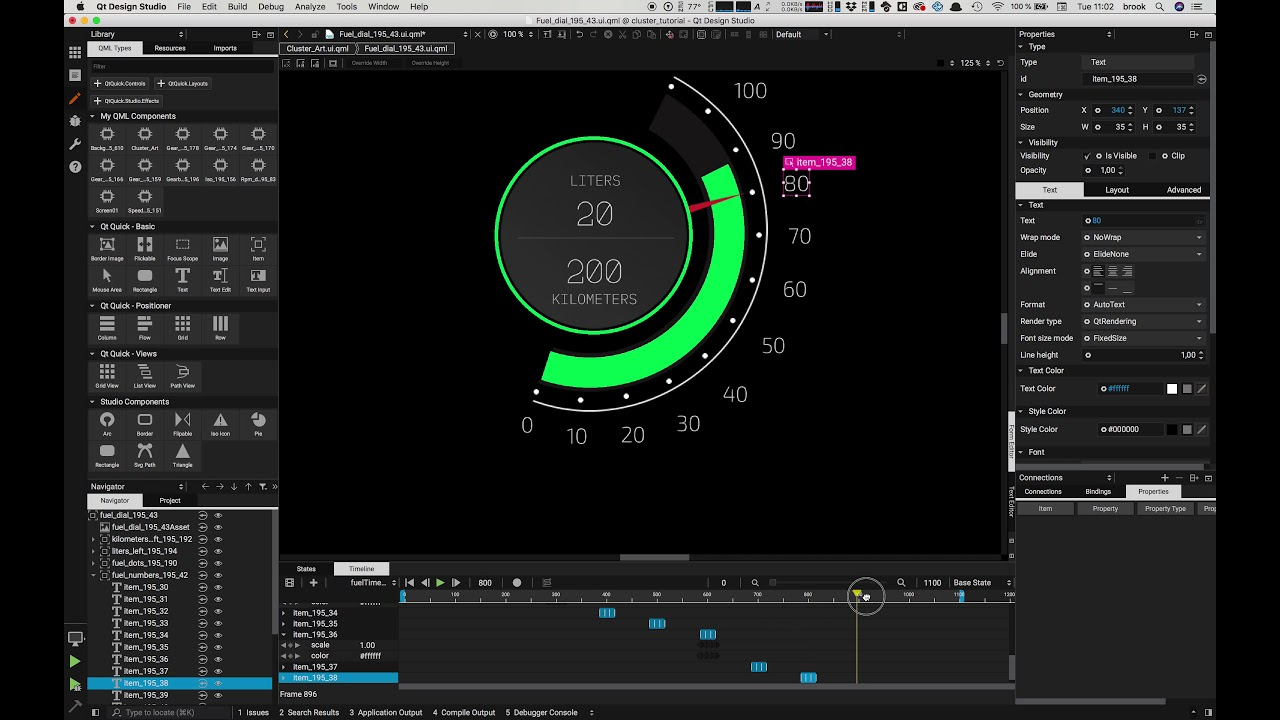 Learn to use Qt Design Studio by Building an Instrument ...