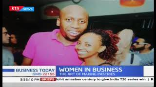 Women in business: Catherine Kariuki making pastries to earn a living