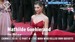 The Man Who Killed Don Quixote Cannes Film Festival 2018 Day 12 Part 4 | FashionTV | FTV
